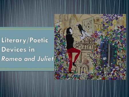 romeo and juliet figurative language essay