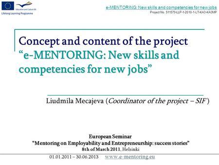 mentoring skills and competencies pdf