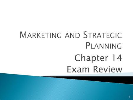 1 Chapter 14 Exam Review. Two types: 1. Business firms – serves customers in order to earn a profit (rev > cost) 2. Not-for-profit – serves customers.