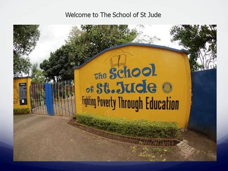 Welcome to The School of St Jude. A charity-funded school providing over 1500 students with a free, high quality education.