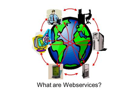 What are Webservices?. Web Services  What are Web Services?  Examine important Web Services acronyms (UDDI, SOAP, XML and WSDL)  What are the benefits.