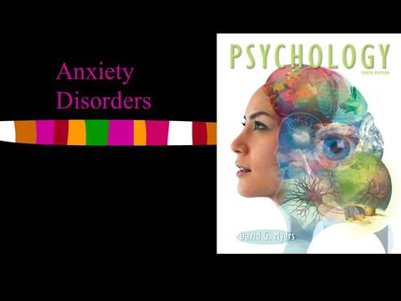 Anxiety Disorders. Definition of Anxiety Anxiety is a feeling of apprehension or fear. The source of this uneasiness is not always known or recognized,