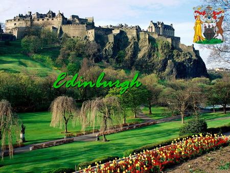 Edinburgh. Edinburgh is the administrative and cultural capital of Scotland. The Golden Age included such literature figures as Robert Burns and Walter.