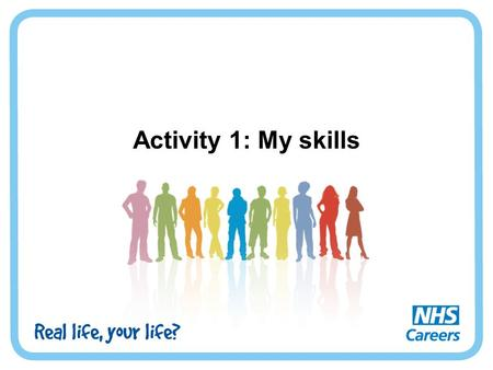 Activity 1: My skills. Personal, learning and thinking skills How would you describe these kinds of people? What do you think they would be good at? –Independent.