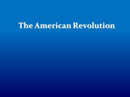 an analysis of the advantages and disadvantages of americans and british in the war of independence How did americans envision independence and nationhood in the first years after the revolutionary war how did they begin to construct a national identity separate from their colonial identity as british subjects.