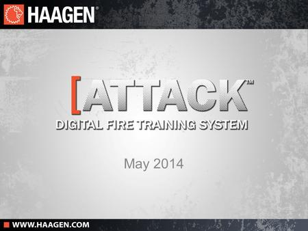 May 2014. The ATTACK Digital Fire Training System is a portable training system that allows you to conduct realistic fire training anywhere and any time.