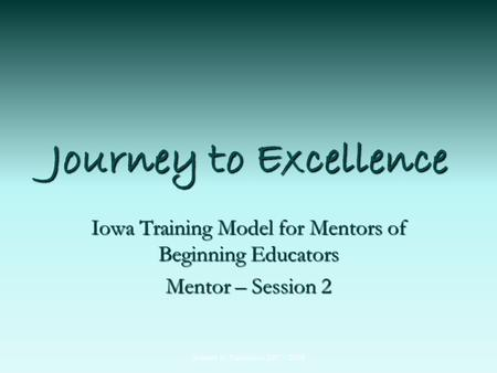 teacher mentor programs essay Her data shows that formal mentoring programs equalize access to people, resources, and information,  a mentor can be a great sounding board for all issues.