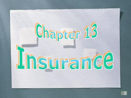 The Nature of Insurance Insurance = replace the (certainty/uncertainty) of risks with (certainty/uncertainty).
