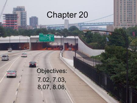 Chapter 20 Objectives: 7.02, 7.03, 8.07, 8.08,. Managing Your Money Consumer: someone who buys a product or service –Have rights and responsibilities.