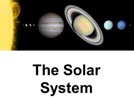 Formation of Terrestrial Planets - ppt download