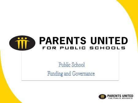 Parents United A Minnesota born, parent-led organization that exists to unite those who value public education, And help them be strong advocates for.