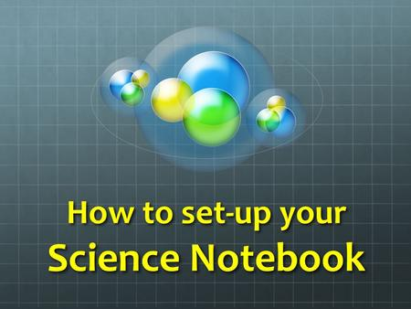 How to set-up your Science Notebook. Start with a composition notebook. These can be found at Office Max, Office Depot, Staples, Target, Walmart, CVS,