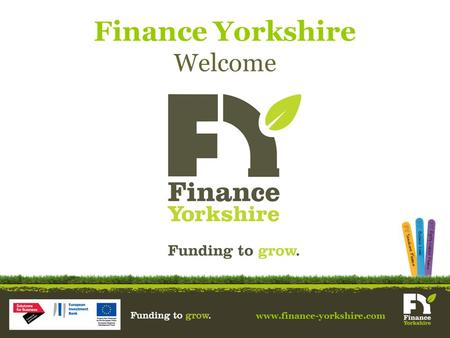 Finance Yorkshire Welcome www.finance-yorkshire.com.