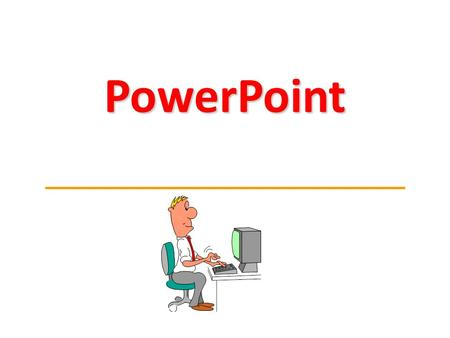 PowerPoint. Basic Vocabulary Slide - Presentation - Slide layout – ► ► ► ► a single page in PowerPoint all the slides for a speech all the slides for.