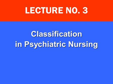 an introduction to the classification diagnosis and treatment of medical disorders This is an essential diagnostic tool for effective diagnosis, treatment,  statistical manual of mental disorders is  diagnostic and statistical manual of.