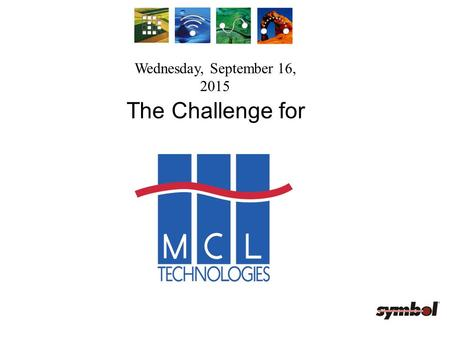 Wednesday, September 16, 2015 The Challenge for. An SDK for this is the challenge!!! Various type of devices & peripherals DR-DOS, MS-DOS, PALM, PocketPC,