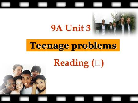 9A Unit 3 Teenage problems Reading ( Ⅱ ). 2. Does Millie have any spare time for her hobbies? 3. What does she often stay up late to do? 1. What are Millie's.