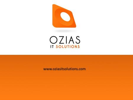Www.oziasitsolutions.com. Web Development E-Commerce Custom Solutions Flash Presentations Website Redesigning Search Engine Optimisation IT Consultancy.