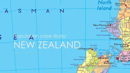 Population case study: NEW ZEALAND POPULATION-4,471,000.