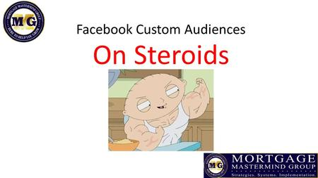 Facebook Custom Audiences On Steroids. First Step You MUST be using Chrome to do this No this will not work with any other browsers If you do not have.
