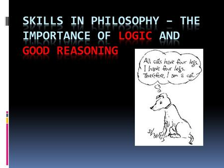 Logic is the study of the principles of correct reasoning associated with the formation and analysis of arguments.