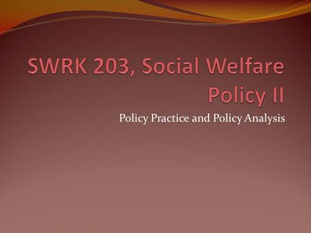Social work social policy and social welfare social work essay