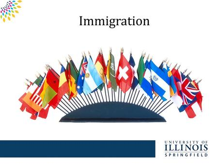 Immigration. 5 Main F-1 Immigration Laws 1.Keep immigration documents up-to-date 2.Be a full-time student 3.Work only when and where you are authorized.