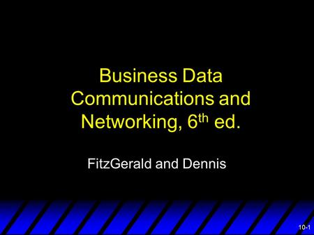 business data comm network chap Medium-sized business network  33 moving data in the network   琀漀 一攀琀眀漀爀欀猀屲chapter 3: network protocols and communications.