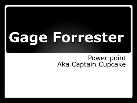 Gage Forrester Power point Aka Captain Cupcake. <strong>Perimeter</strong> Square P=4s Square- A rectangle having all four sides <strong>of</strong> equal length. Rectangle P=2l+2w or.
