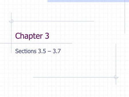 "Chapter 3 Sections 3.5 – 3.7. Vector Data Representation object-based ""discrete objects"""