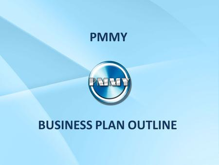 PMMY Business Plan Outline.