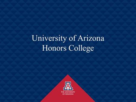 University of Arizona Honors College. #4 In NASA funding by National Science Foundation, National Center for Science and Engineering Statistics, 2012.