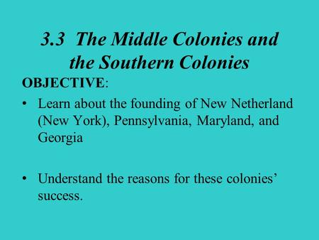 for which reason were the northern colonies initially settled Why were the northern colonies settled why were the northern colonies settled religious reason the climate suited more for manufacturing than for agriculture.
