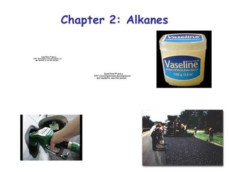 Chapter 2: Alkanes. Alkanes from Carbon and Hydrogen Alkanes are carbon compounds that contain only single bonds. The simplest alkanes are hydrocarbons.