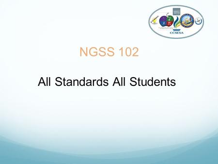 All Standards All Students