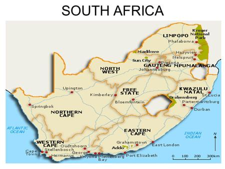 SOUTH AFRICA. HISTORY OF COLONIZATION Originally grew due to gold trade European countries fought for control of it -England won England exploited its.