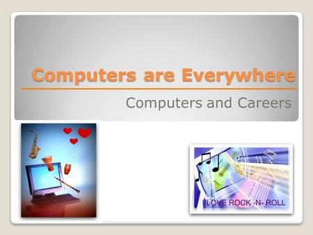 A paper on technology and computers in todays jobs