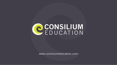 Consilium briefing #1: The one with the sailing ship Strategic planning for new and growing schools.