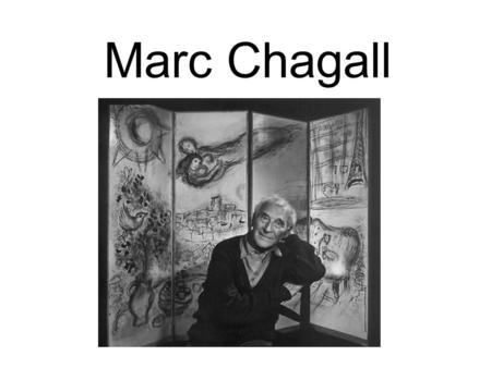 Marc Chagall. Marc Chagall (1887-1985) is by many standards one of the most successful artists of the twentieth century. He was raised in a poor Jewish.