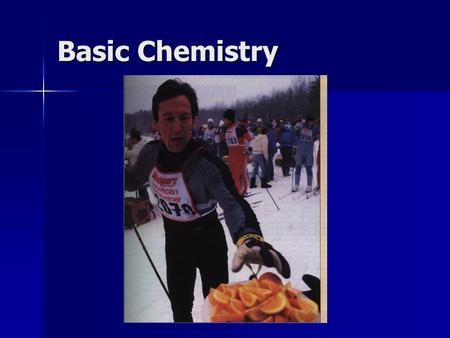 Basic Chemistry. I. Matter Basic material of the universe 4 states 1. 2. 3. 4. II. Atoms that have their own distinct properties and are classified on.