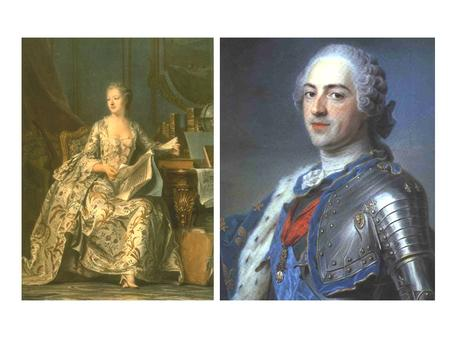 Louis XV & Madame de Pompadour Which one dictated the Rococo style?