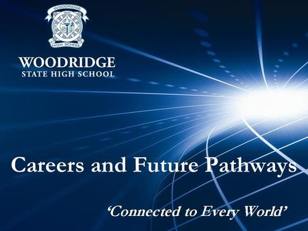 Careers and Future Pathways. Obtain a QCE and an OP Study 5 (preferably 6) Authority subjects having met Year 10 subject prerequisites Study 3 subjects.