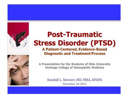 post traumatic stress definition psychology