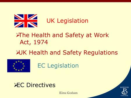 health and safety act 1974 essay
