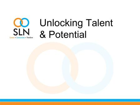 Unlocking Talent & Potential. 'The system is currently too much of a conveyor belt – it moves children along at a certain pace, but does not deal.