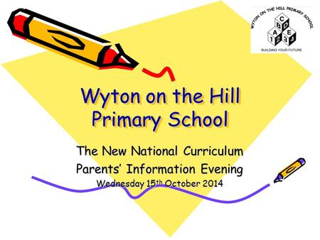 Wyton on the Hill Primary School