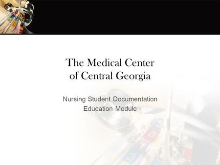 The Medical Center of Central Georgia
