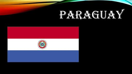 PARAGUAY. CLIMATE According to the Geography of Paraguay, climate of Paraguay varies a great deal between Paranena region and in the Gran Chaco region.