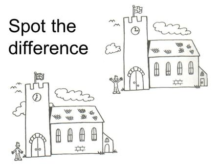 Deut 31:6 (The Message) Spot the difference. Deut 31:6 (The Message) Spot the difference.