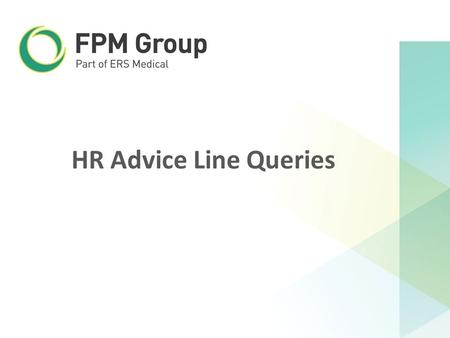 "HR Advice Line Queries. ""How can I create or introduce a fair pay rise and bonus system for Practice Staff?"" As GPs are independent contractors it is."